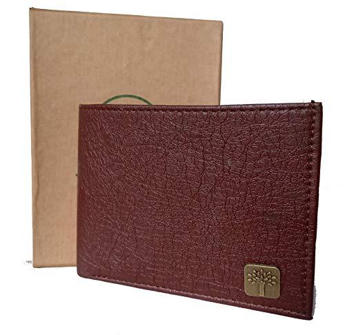 Woodland Brown Men's leather Wallet