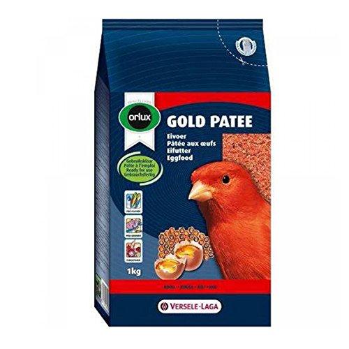 Orlux Gold Pate Rojo 1 Kg