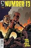 download ebook number 13 #3 comic book 2103 - dark horse pdf epub