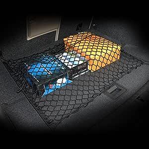 Car Trunk Elastic Cargo Net Fit For Audi A1 A3 A4 A5 A6 A7 A8 B7 B8 B9 Q2 Q3 Q5 R8 RS4 S3 S4 S5 S6 S7 S8 SQ5 TT
