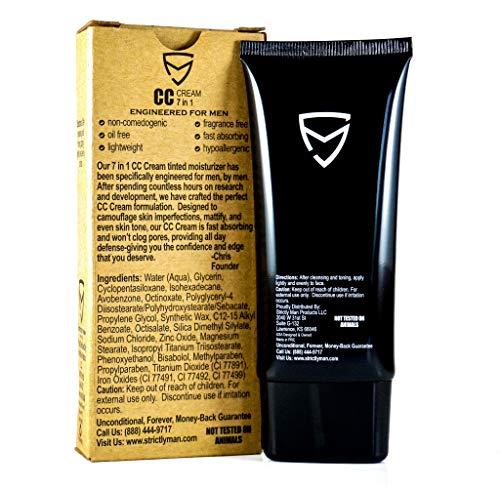Buy mens tinted moisturizer