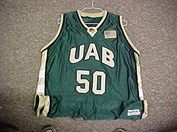 brand new c574d ce7b0 UAB Game Jersey #50 University of Alabama at Birming Men's ...