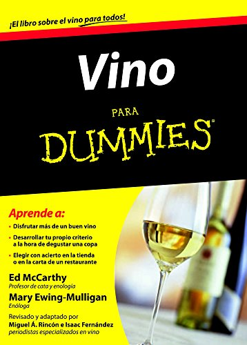 Descargar Libro Vino Para Dummies Mary Ewing-mulligan