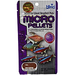 Hikari Usa Inc AHK21108 tropical Micropellets 1.58-Ounce