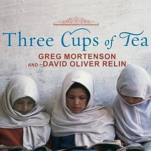 Three Cups of Tea Audiobook