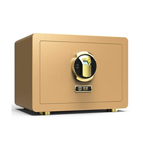 Cajas fuertes Caja fuerte segura pequeña casa antirrobo pequeña caja fuerte de la contraseña de la