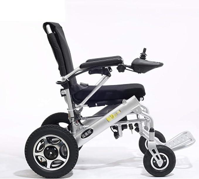 Amazon.com: Silla de ruedas para ancianos discapacitados ...