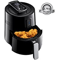 Aicok 6-in1 Air Fryer with Time & Temperature Control