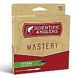 Scientific Anglers Titan Taper- Blue / Green, WF- 6-F