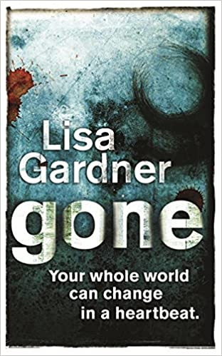 Book Gone by Lisa Gardner (2007-10-03)