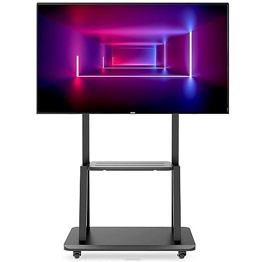 Jsmhh Mobile TV TV Stand Carrito con Ruedas for 32