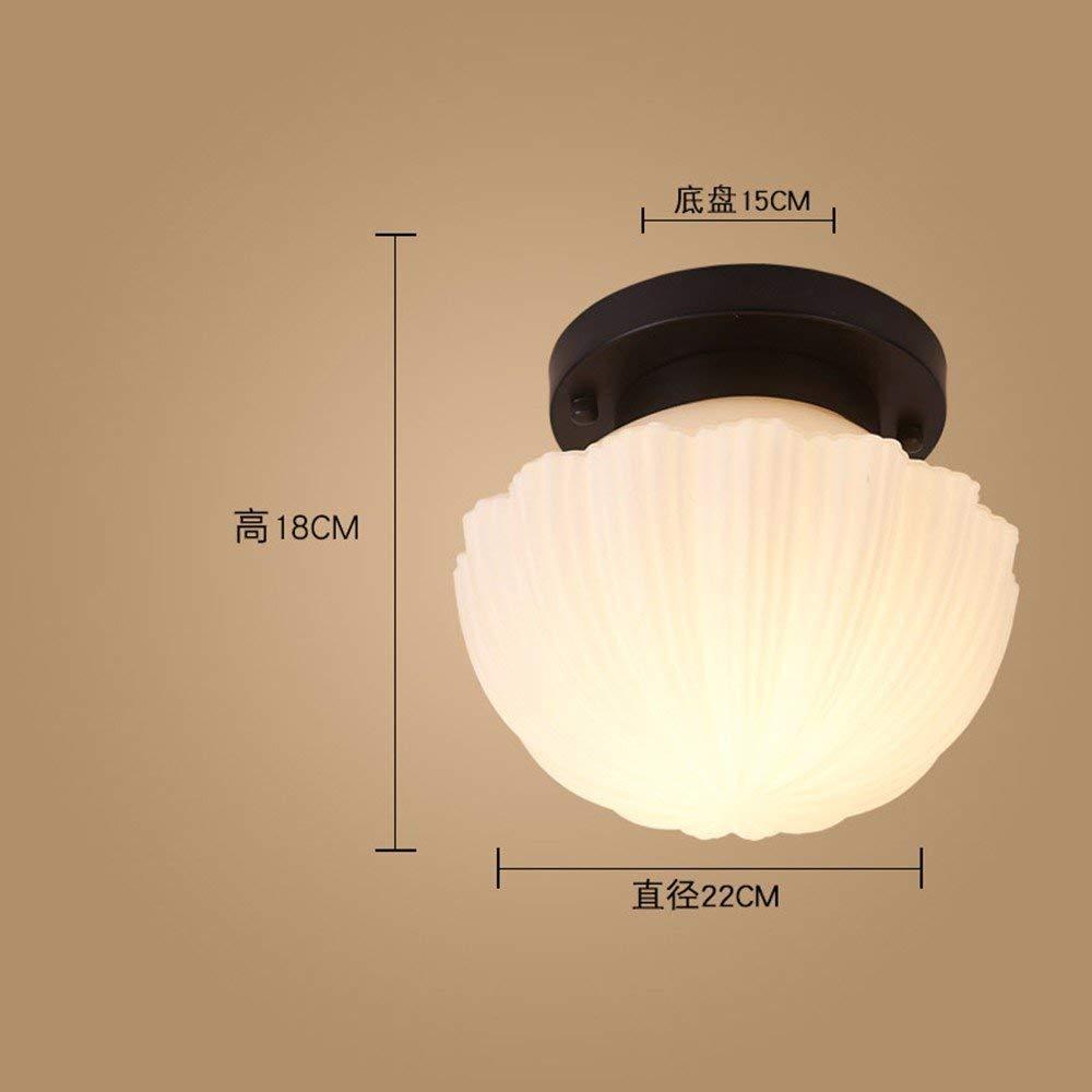 JUN Gzz Deng Home Outdoor Beleuchtung Deckenleuchte Moderne Korridor Europäischen Stil Wohnzimmer LED Kinderzimmer Beleuchtung 10 Watt LED A-911