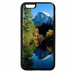 iPhone 6S Plus Case, iPhone 6 Plus Case, Half Dome, Merced River, Yosemite