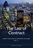 The Law of Contract, Janet O'Sullivan and Jonathan Hilliard, 0199686939