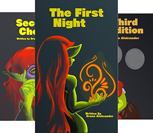 Days and Nights of a Gobliness (3 Book Series)