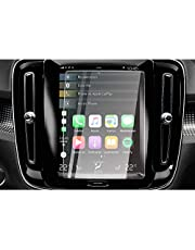 CDEFG voor Volvo XC40 XC90 XC60 navigatie glas beschermfolie 9H krasvast anti-vingerafdruk auto GPS transparant displaybeschermfolie