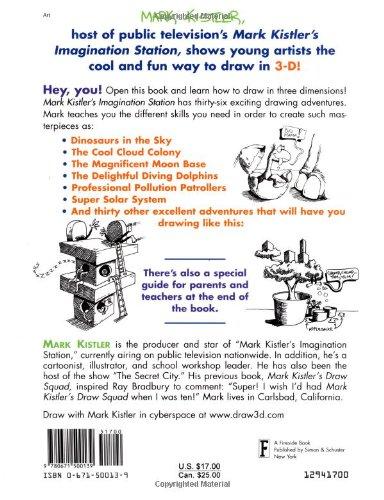 mark kistlers drawing in 3 d wack workbook the companion sketchbook to drawing in 3 d with mark kistler
