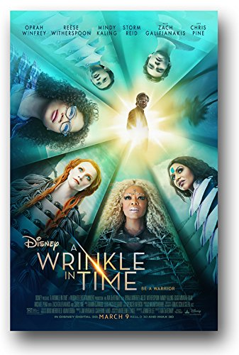 A Wrinkle in Time Poster - Movie 2018 Promo 11 x 17 Oprah Ch