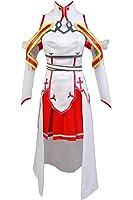 CosplaySky Sword Art Online Costume Asuna Cosplay Halloween Dress