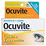 Bausch & Lomb Ocuvite Lutein Capsules 36 Capsules Review