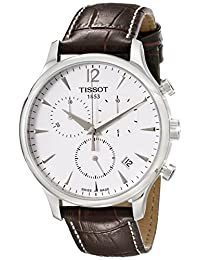 Tissot Men's T063.617.16.037.00 Dial Tradition Silver Dial Watch