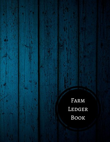 Download Farm Ledger Book: Farm Record Log pdf