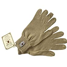 Organic Cotton Colours 100% Organic Certified(GOTS) Cotton Gloves