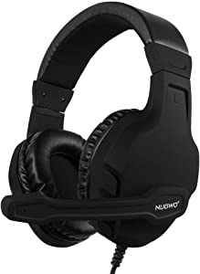 GorNorriss Electronics Gadgets Gaming Headset Stereo PC Gaming Headset with Noise Cancelling Headset