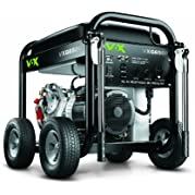 Briggs & Stratton 30557 VOX 6500-Watt Gas Powered Portable Generator with Honda GX390 OHV 390cc Engine and Never...