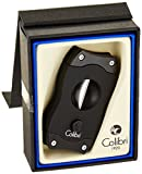 Colibri V-Cut Cigar Cutter, Black