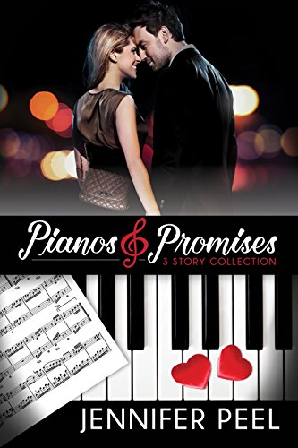 Pianos and Promises Series Complete Boxed Set: Books 1-3