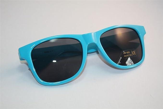 Bacardi Sonnenbrille Wayfarer Nerd Brille UV 400 Schutz