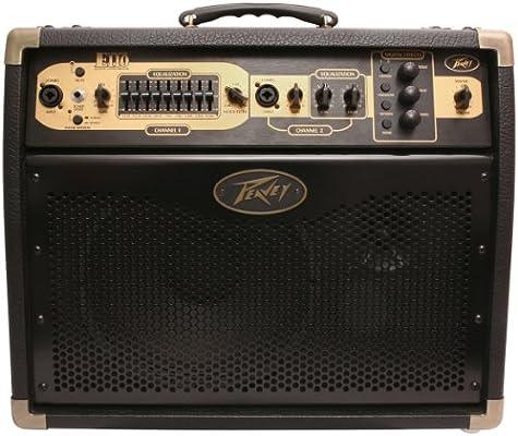 Peavey Ecoustic E110 | 100 W amplificador de guitarra acústica ...