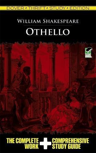 Othello (Dover Thrift Study Edition)