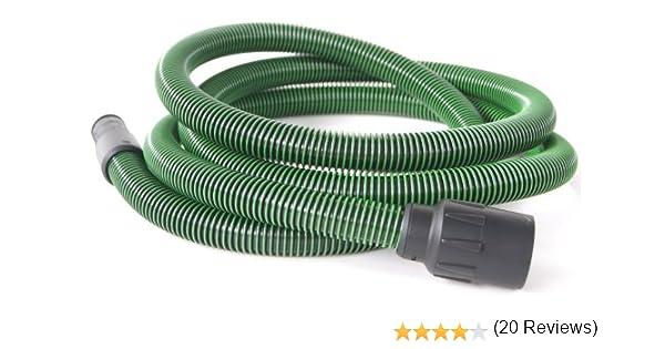 Festool 452878 - Tubo de aspiración D 27 antiestático D 27x3,5m-AS: Amazon.es: Bricolaje y herramientas