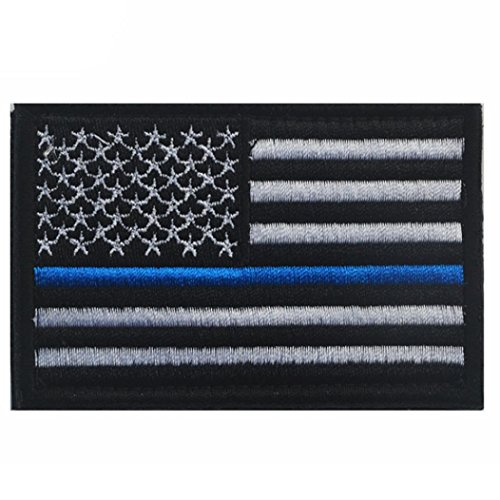 HP95® Kinds of style American Flag Patch Embroidery Armband Sweater Clothes Hat Decor (N) ()