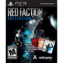 Red Faction - Collection - PlayStation 3 Standard Edition