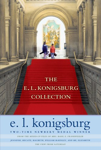 The E. L. Konigsburg Collection: From the Mixed-Up Files of Mrs. Basil E. Frankweiler
