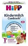 HiPP Kindermilch Combiotik ab 1 Jahr, 4er Pack (4 …