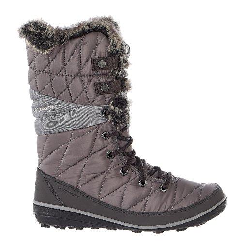 - Columbia Women's Heavenly Omni-Heat Snow Boot Quarry 6 M US