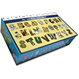 Aurora Teachers Aide Pencil Box - Multicolor - For Pencil - Recycled - 12 / Carton