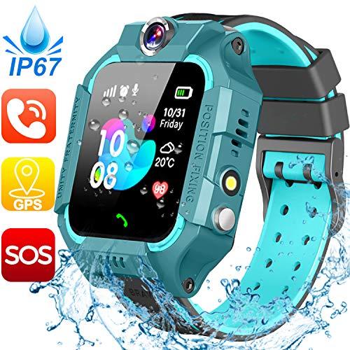 Waterproof Kids Smart Watch-GPS