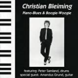 Piano Blues & Boogie Woog by Christian Bleiming (1993-05-24)