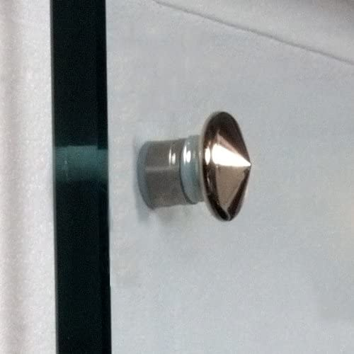 Bijon Befestigung 4er Set Fur Glas Fliesenspiegel Kuchenruckwand Glasplatte Ruckwand Wandspiegel Amazon De Kuche Haushalt
