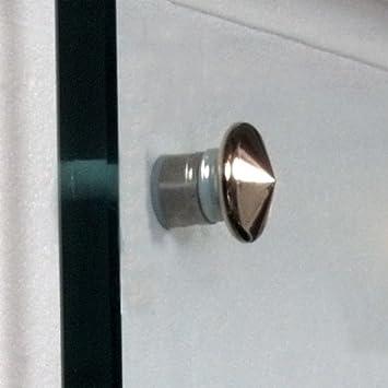 bijon® Befestigung (4er-Set) für Glas Fliesenspiegel / Kostenloser ...