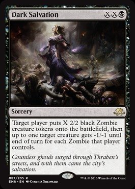 - Magic: the Gathering - Dark Salvation (087/205) - Eldritch Moon