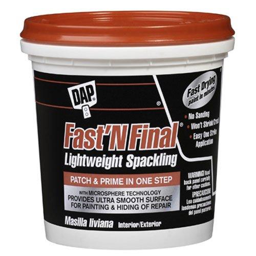 dap-12140-fast-n-final-interior-exterior-spackle-1-2-pint