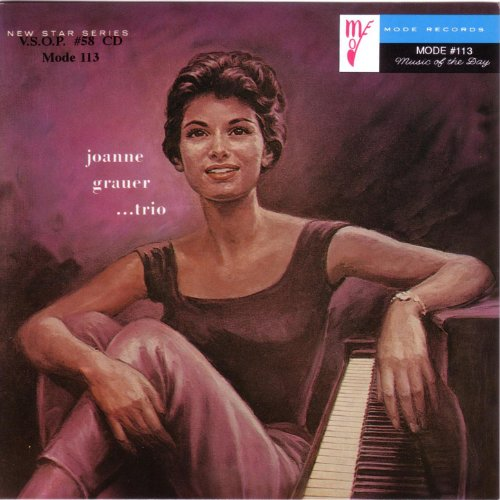 Have You Met Miss Jones - Trio Joanne Grauer