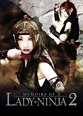 Memoirs of a Lady Ninja 2 [Reino Unido] [DVD]: Amazon.es ...