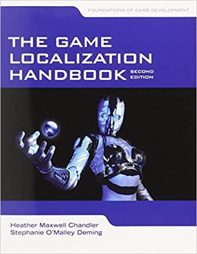 Book The Game Localization Handbook by Heather Maxwell Chandler (2011-05-17)